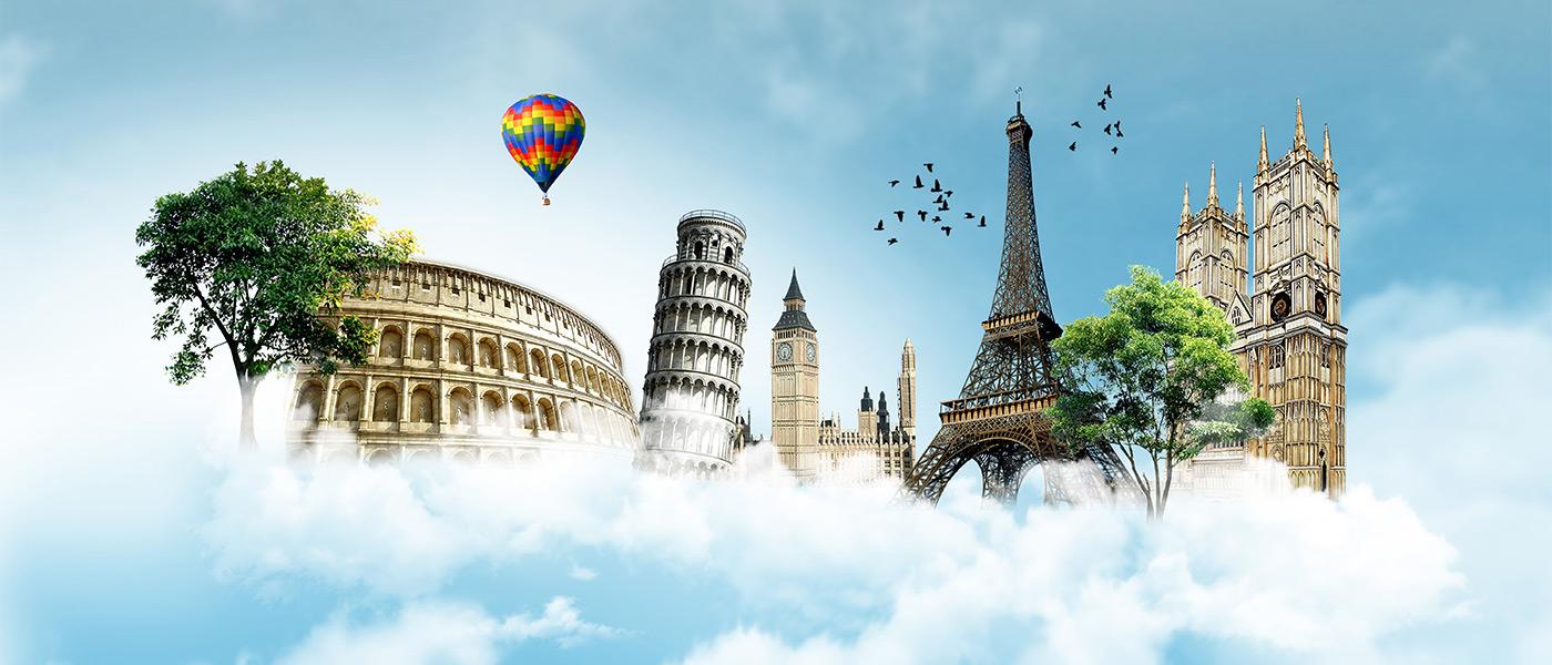 تور۷ روزه لوزان – بارسلونا (شهریور ۹۸)