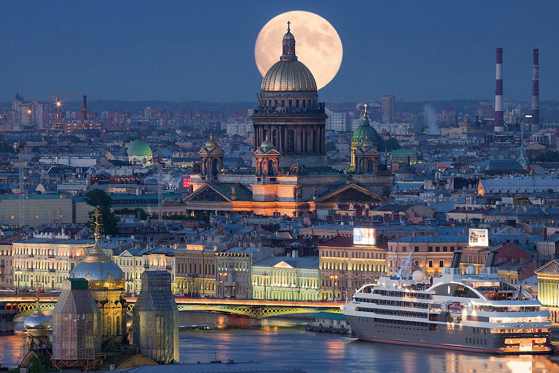 تور روسیه ( مسکو + سنت پترزبورگ ) جمعه هر هفته
