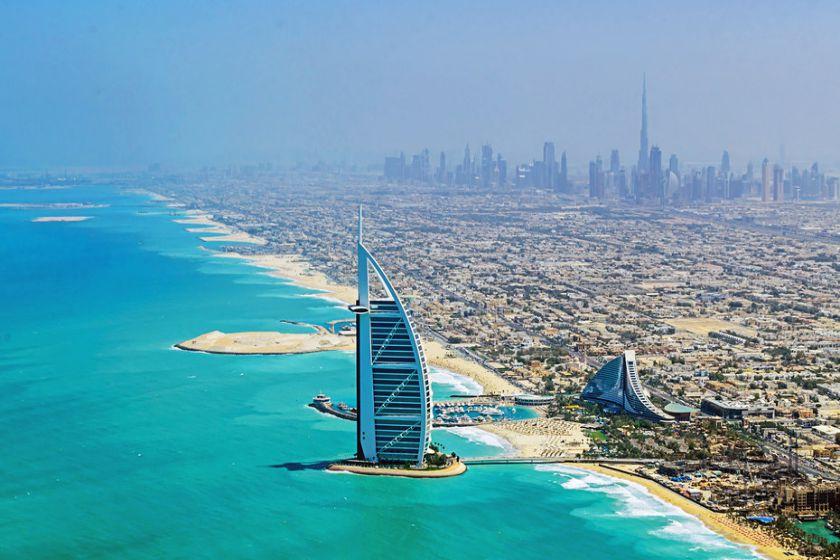 تور دبی ( دوشنبه و پنجشنبه هر هفته )