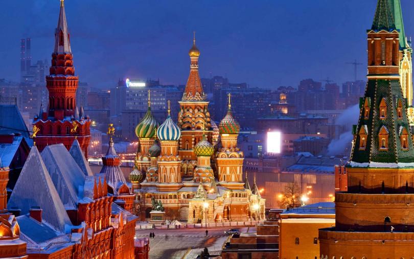 تور روسیه (سنت پترزبورگ -مسکو ) – هر جمعه – ویژه شب های سفید