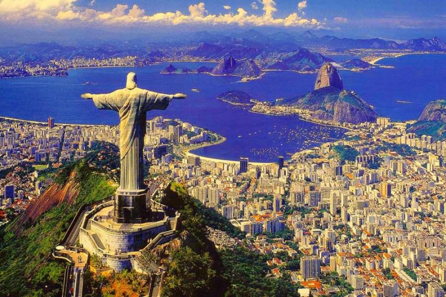تور BRAZIL – برزیل ( ویژه ۲۹ اسفند ماه )