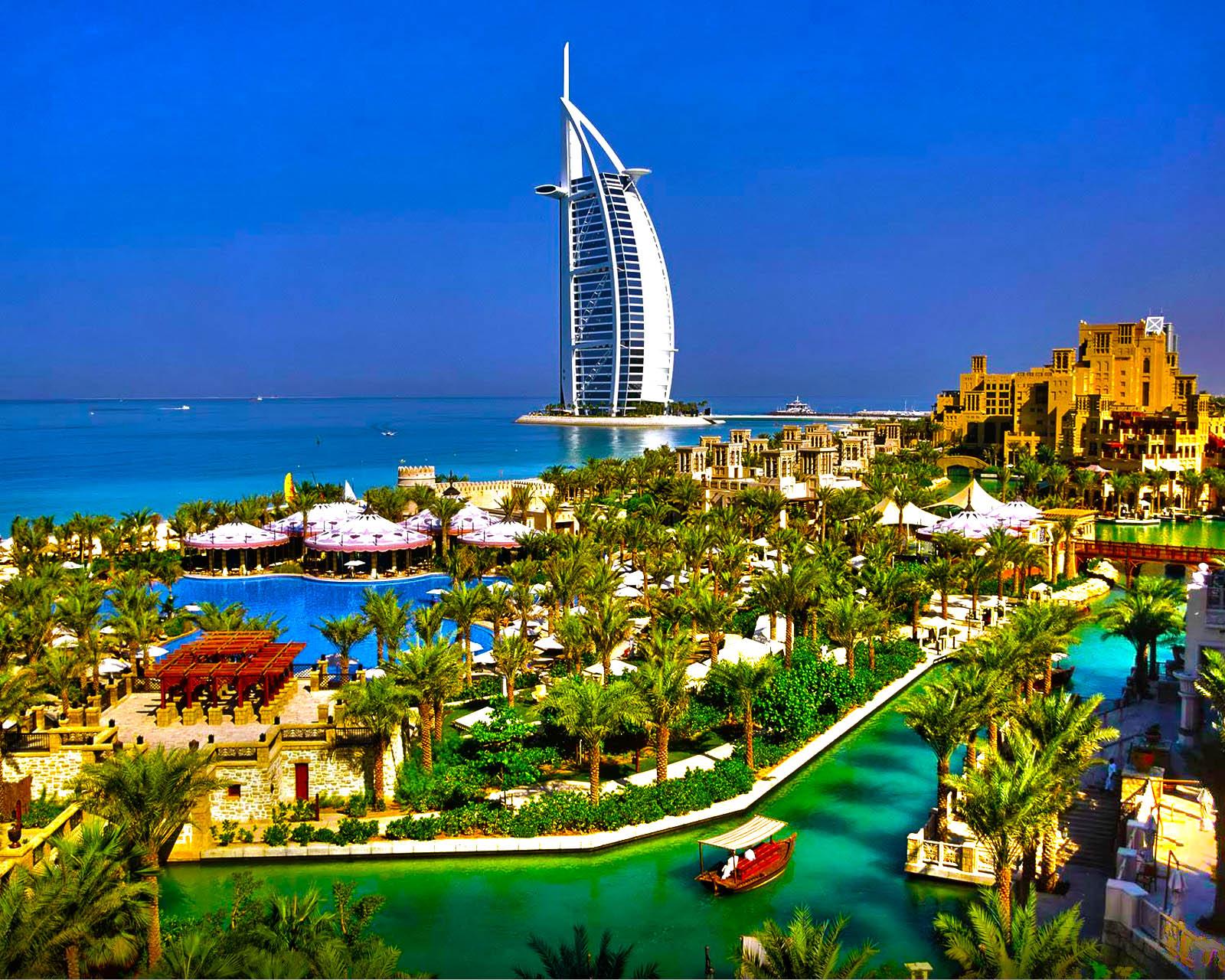 تور دبی ( هتل ۴ ستاره ) – از دی ماه تا اطلاع ثانویه