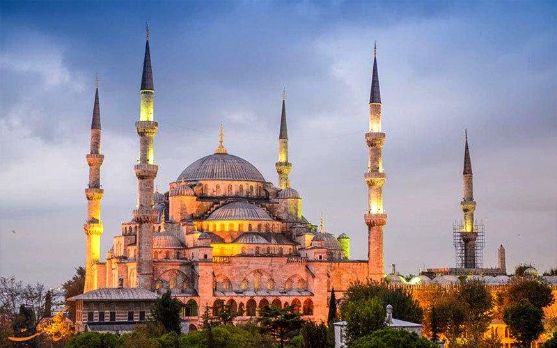 تور 3 شب استانبول از اصفهان(نرخ ویژه) پرواز ترکیش شهریور 98