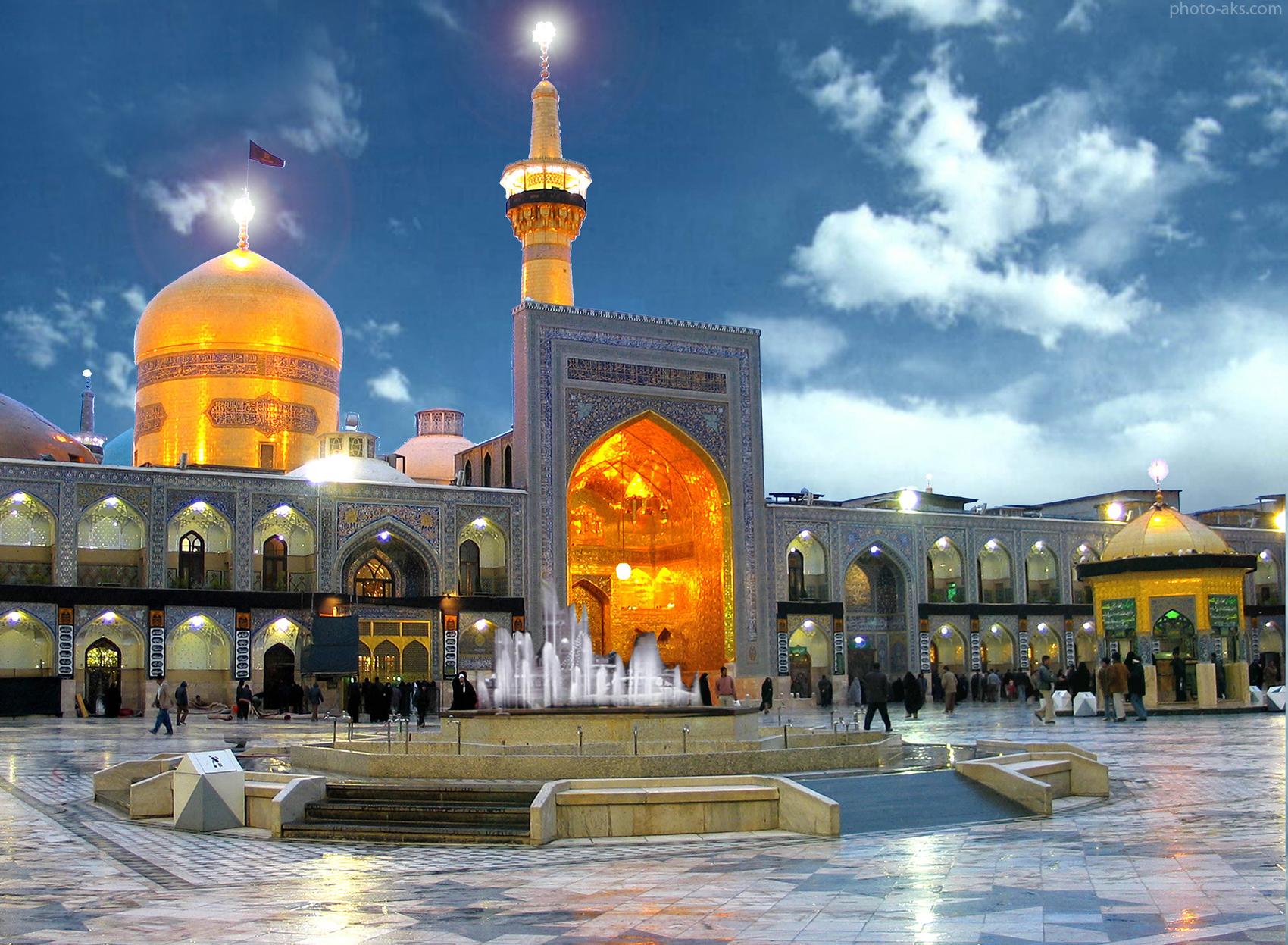تور مشهد ویژه ۱۹مهر از اصفهان