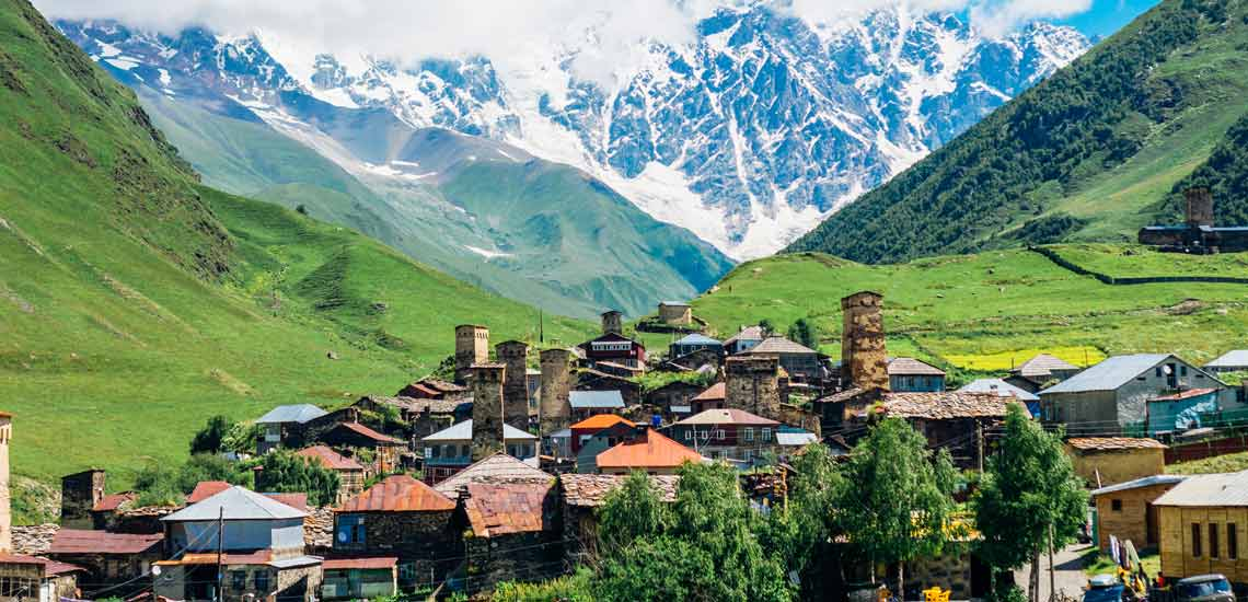 ۱۵۳ – تور گرجستان ( ۲۲ به ۲۶ شهریور ماه ) از اصفهان