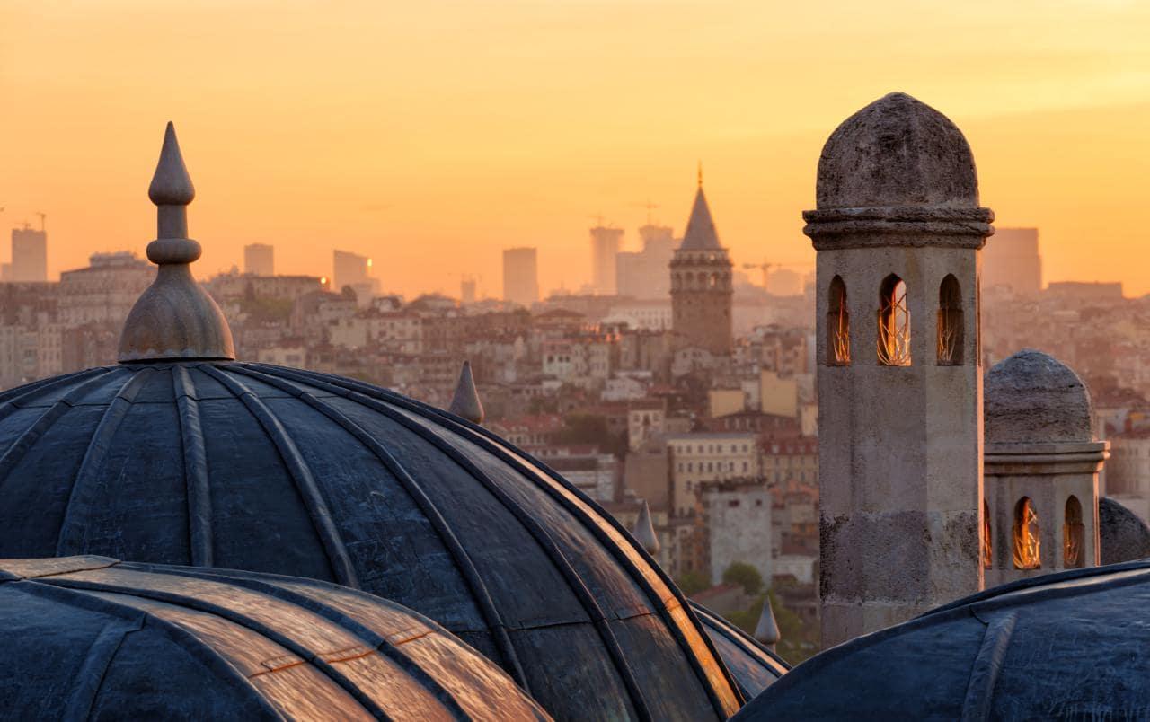 نرخ ویژه تور استانبول مستقیم از اصفهان با پرواز ترکیش ویژه تاریخ ۲۱ فروردین (۴شب)