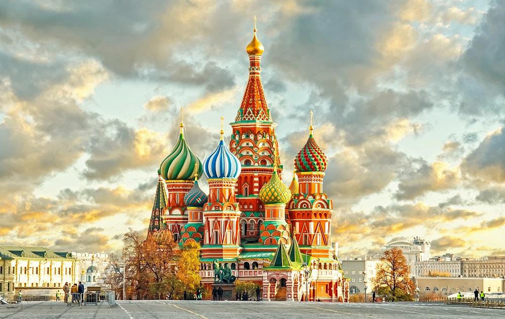 تور روسیه ( 3 شب مسکو + 4 شب سنت پترزبورگ) _از 16 تیر ماه تا 30 تیر ماه ( هر جمعه )