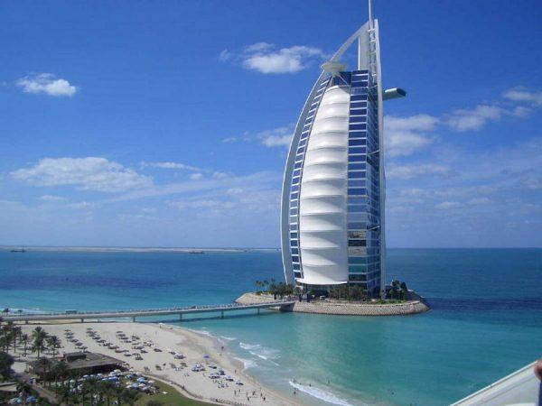 تور دبی هتل 4 ستاره ECONOMY TOUR ( ویژه آذر ماه )