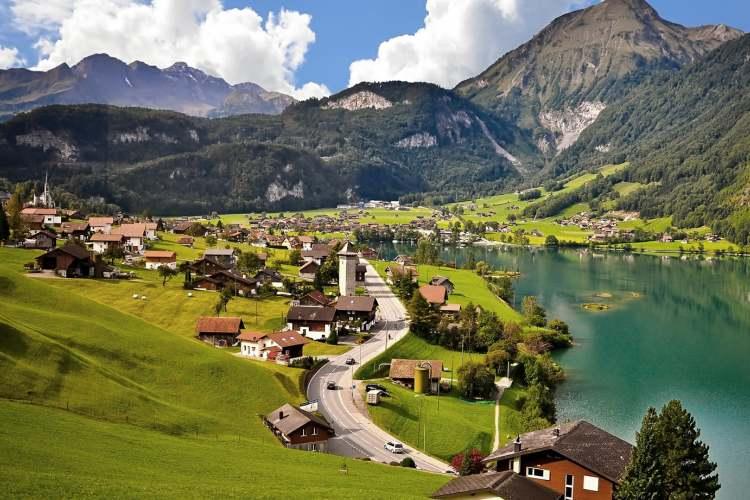 تور سوئیس ( ویژه 31 خرداد ماه ) – از اصفهان