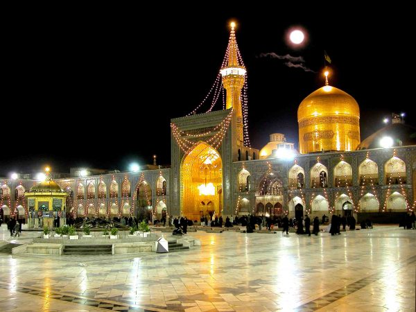 تور مشهد ( 3 شهریور ماه ) از اصفهان