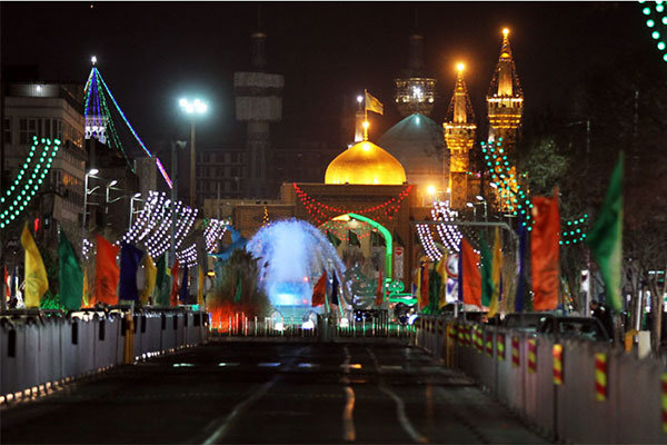 تور مشهد ( 27 شهریور ماه ) از اصفهان