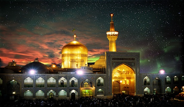 تور مشهد ( 13 شهریور ماه ) از اصفهان