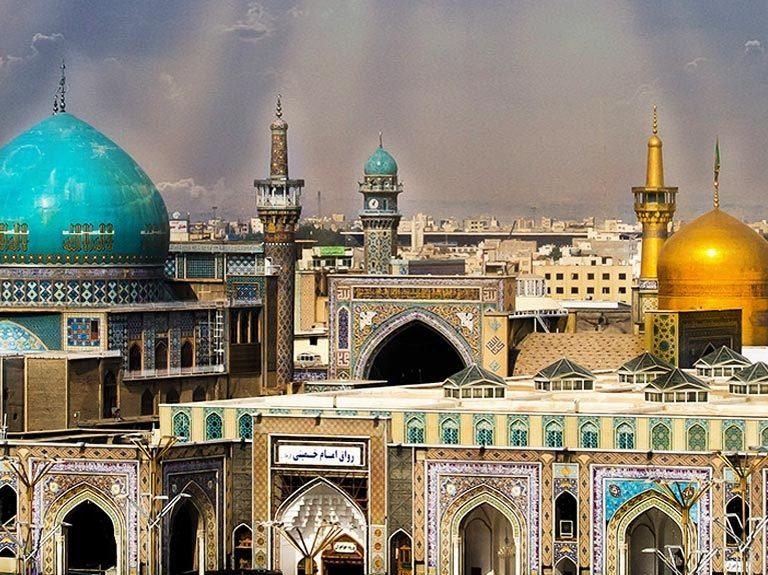 تور 3شب و 4 شب مشهد از اصفهان 3دی97